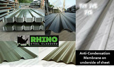 Anti-Condensation Non-Drip Roofing Sheets Corrugated & Box Profile Metal/Steel