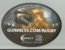 16 Guinness Rugby Theme    Beer Coasters