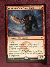 Shaman of the Great Hunt   VO  -  MTG Magic (Mint/NM)