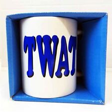 T**T Mug, novelty funny tea coffee gift womens mens christmas ideas