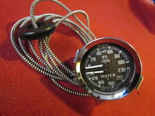 JAEGER Dual Oil and Water Gauge, MGA, Austin-Healey 3000, 100-6
