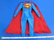 Hot Toys MMS152 SUPERMAN Christopher Reeve Costume Only 1:6 scale
