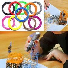 10×3D Printing Doodle Drawing Pen Crafting Modeling ABS Filament Arts Printer K8