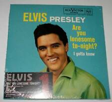 ELVIS PRESLEY : ARE YOU LONESOME  2-Track Numbered CD Single 2005  Mint/Sealed