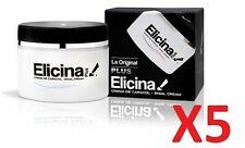 Set of 5pcs ELICINA PLUS SNAIL CREAM CREMA DE CARACOL 40G #da