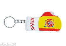 Porte clés Drapeau ESPAGNE espagnol Mini gant de boxe