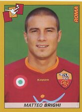 N°373 MATTEO BRIGHI # AS.ROMA STICKER FIGURINA PANINI CALCIATORI 2008