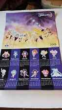 New York Comic Con 2014 - NYCC14 - Sailor Moon Poster Calendar For 2015