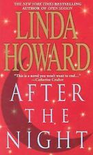 After the Night, Linda Howard, Good Condition, Book