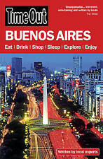 Time Out Buenos Aires 5th edition, Time Out Guides Ltd, New Book