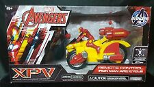 Marvel Avengers R/C XPV Remote Control Iron Man Arc Cycle Age 4+   NIB
