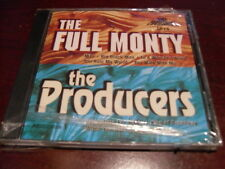 PROSCENIUM KARAOKE 1 THE FULL MONTY THE PRODUCERS CD+G BROADWAY MUSICAL