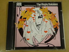 SOUNDTRACK CD / AIR - ORIGINAL MOTION PICTURE SCORE FOR THE VIRGIN SUICIDES