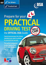Prepare for Your Practical Driving Test: The Official DSA Guide by Driving...