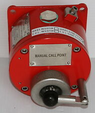 MEDC SM87 BG-LI Fire Alarm Manual Call Point Explosion Proof Switch