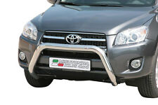 "Toyota Rav-4 Rav4  2009-2010   Ø76mm BULL BAR NUDGE BAR ""CE APPROVED"" Frontbügel"