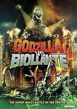 Godzilla Vs. Biollante (DVD, 2014) New