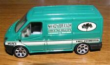 New Loose Matchbox Green Ford Transit Van Tree Surgeon from 5 Pack