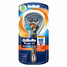 Genuine Gillette Fusion Proglide Power Razor with Flexball Technology Razor