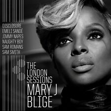 The London Sessions ~ Mary J Blige - Audio CD [NEW] SEALED