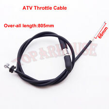 Gas Carb Throttle Cable For Chinese 49cc 50cc 70cc 90cc110cc Kids Mini ATV Quad