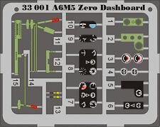Eduard Zoom 33001 1/32 Tamiya Mitsubishi A6M5 'Zero' instrument panel