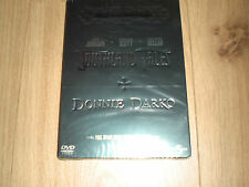 Donnie Darko + Southland Tales DVD Steelbook 2 Movie-Set mit Prägung NEU