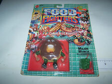 Food Fighters MAJOR MUNCH Kitchen Commando new in worn card chocolate glaze rare