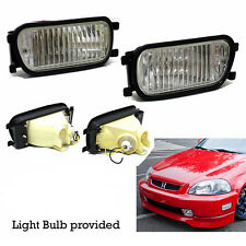 Honda Prelude Accord CB3 CD5 BB4 BB6 - Front Bumper Intersection Fog Light Lamp