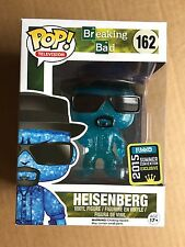 Crystal Blue Heisenberg Funko Pop! SDCC Summer Convention Exclusive Breaking Bad