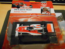 F1 McLAREN M23 M 23 Ford Cosworth 1976 #11 Hunt WC Sonderpreis IXO Altaya 1:43