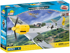 "SMALL ARMY /5517/ ""Messerschmitt BF 190 E"", 250 building bricks by Cobi"