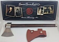 "Daniel Boone Knife Company 19"" Stainless Steel Throwing Axe / Tomahawk / Hatchet"