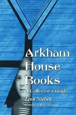 Arkham House Books: A Collector's Guide-ExLibrary