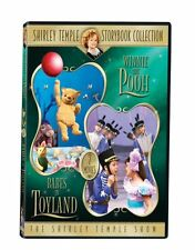 Shirley Temple: Winnie the Pooh / Babes in Toyland  DVD