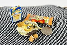 Re-ment Smores Mini Sweets Miniature Food New Dollhouse Accessories 1/6 Scale