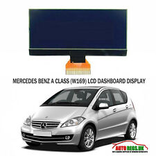 MERCEDES BENZ A/B CLASS W169 LCD VDO DISPLAY SCREEN INSTRUMENT CLUSTER DASH NEW