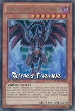 Yu-Gi-Oh ! Carte Dragon Zombie aux Yeux Rouges  LCJW-FR206