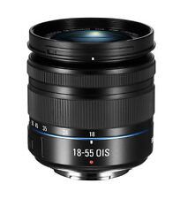 SAMSUNG NX 18-55mm F3.5-5.6 OIS III Lens NEW for NX - Black - Bulk Package