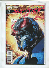 NEW 52 JUSTIC LEAGUE OF AMERICA #6 DARKSIED VARIANT COVER! (9.4 OR BETTER)