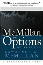 Wiley Trading Ser.: McMillan on Options 229 by Lawrence G. McMillan (2004,...