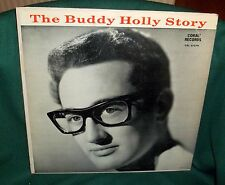 Buddy Holly - The Buddy Holly Story on Coral Records CRL 57279 ORIGINAL VG+