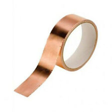 Guitar Pickup Copper Foil 30mm x 4m Shielding Screening Tape Standard Adhesive