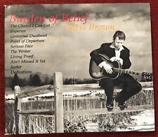 Burden of Belief by Chris Brown (Folk) (CD, Sep-2003, B Music Records)