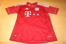 @ Orginal ADIDAS FC Bayern München Trikot Gr. 164 @ Rekordmeister @ TOP - Rot