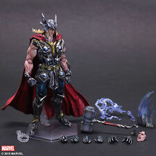 Marvel Universe Variant Thor Play Arts Kai Action Figure NEW Toys Square Enix