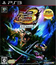 Used PS3 Monster Hunter Portable 3rd HD Ver. Japan Import