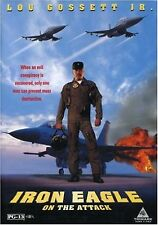 Iron Eagle on the Attack  by Louis Gossett Jr. Format: DVD Rated:PG-13