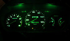 HONDA CIVIC EX 1996 - 1999 GREEN LED SPEEDOMETER, GAUGE, DASH & SHIFTER KIT