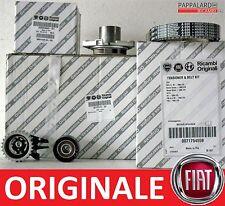 KIT CINGHIA DISTRIBUZIONE + POMPA ACQUA ORIGINALE FIAT FREEMONT 2.0 JTD dal 2011